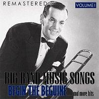 Přední strana obalu CD Big Band Music Songs, Vol. I - Begin the Beguine... and More Hits (Remastered)
