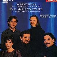 Carmina Quartet, Paul Meyer – Robert Fuchs & Carl Maria von Weber: Clarinet Quintets