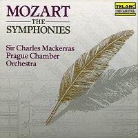 Sir Charles Mackerras, Prague Chamber Orchestra – Mozart: The Symphonies