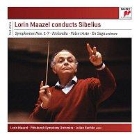 Lorin Maazel, Pittsburgh Symphony Orchestra, Julian Rachlin – Lorin Maazel conducts Sibelius - Sony Classical Masters