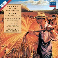 Academy of St. Martin in the Fields, Sir Neville Marriner – Barber: Adagio For Strings / Copland: Quiet City / Ives: Symphony No.3, etc.
