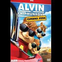 Různí interpreti – Alvin a Chipmunkové 4: Čiperná jízda DVD
