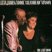 Přední strana obalu CD Blues In The Night Vol. 2: The Late Show
