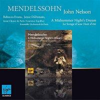 John Nelson, Ensemble Orchestral De Paris, Rebecca Evans, Joyce DiDonato, Le Jeune Choeur de Paris, Laurence Equilbey – Mendelssohn : Le Songe d'une nuit d'été
