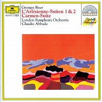 London Symphony Orchestra, Claudio Abbado – Bizet: L'Arlésienne Suites Nos.1 & 2; Carmen Suite No.1