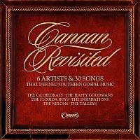 Přední strana obalu CD Canaan Revisited