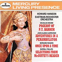 Eastman-Rochester Orchestra, Howard Hanson – Howard Hanson Conducts - Moore/Carpenter/Rogers/Phillips