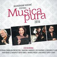 Různí interpreti – Musica pura 2016 – CD