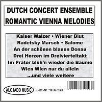 Přední strana obalu CD Romantic Vienna Melodies