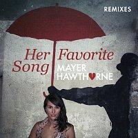Přední strana obalu CD Her Favorite Song [Remixes]