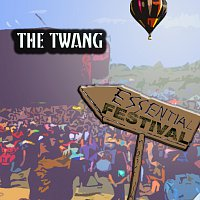 Přední strana obalu CD Essential Festival:  The Twang [International Version]