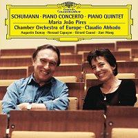 Gérard Caussé, Maria Joao Pires, Jian Wang, Renaud Capucon, Augustin Dumay – Schumann: Piano Concerto Op.54; Piano Quintet, Op.44