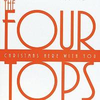 Přední strana obalu CD Christmas Here With You