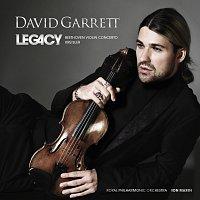 Přední strana obalu CD Legacy