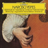 Narciso Yepes – Guitar Music By Brouwer / Carulli / Conge / Kuhnel / Robinson / Sor