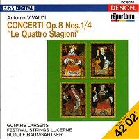 "Rudolf Baumgartner, Festival Strings Lucerne, Antonio Vivaldi – Vivaldi: Concerti Op. 8 Nos. 1-4 ""Le Quattro Stagioni"""