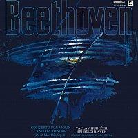 Václav Hudeček, Česká filharmonie, Jiří Bělohlávek – Beethoven: Koncert pro housle a orchestr