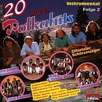 Různí interpreti – 20 super Polkahits - Folge 2