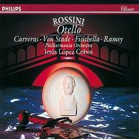 José Carreras, Frederica von Stade, Gian-Franco Pastine, Samuel Ramey – Rossini: Otello