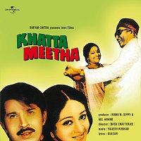 Přední strana obalu CD Khatta Meetha