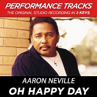 Aaron Neville – Oh Happy Day [Performance Tracks]