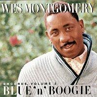 Přední strana obalu CD Encores, Volume 2: Blue 'N' Boogie