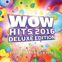 Přední strana obalu CD WOW Hits 2016 [Deluxe Edition]