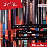 Roman Patočka, Prague Chamber Orchestra – František Benda: Violin Concertos