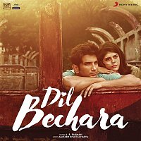 Přední strana obalu CD Dil Bechara (Original Motion Picture Soundtrack)