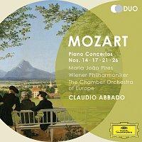 Maria Joao Pires, Wiener Philharmoniker, Chamber Orchestra Of Europe – Mozart: Piano Concertos Nos.14, 17, 21 & 26