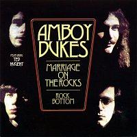 Přední strana obalu CD Marriage On The Rocks / Rock Bottom
