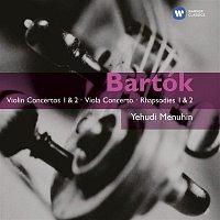Yehudi Menuhin – Bartók: Violin Concertos 1 & 2 - Viola Concerto - Rhapsodies 1 & 2