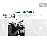 Vlachovo kvarteto – Beethoven & Mozart: Smyčcové kvartety
