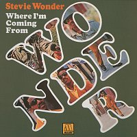 Stevie Wonder – Where I'm Coming From