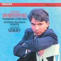 Dmitri Hvorostovsky, Rotterdam Philharmonic Orchestra, Valery Gergiev – Dmitri Hvorostovsky: Tchaikovsky & Verdi Arias