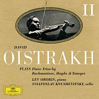 David Oistrakh Plays Piano Trios [Vol. 2]