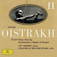 David Oistrakh, Svyatoslav Knushevitzky, Lev Oborin – David Oistrakh Plays Piano Trios [Vol. 2]