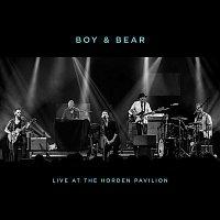 Boy & Bear – Live at the Hordern Pavilion