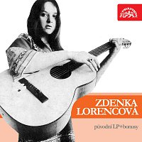 Přední strana obalu CD Zdenka Lorencová + bonusy