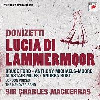 Přední strana obalu CD Donizetti: Lucia di Lammermoor - The Sony Opera House