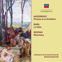 Ernest Ansermet, L'Orchestre de la Suisse Romande – Mussorgsky, Ravel, Respighi: Orchestral Works