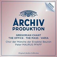 Benedictine Monks Of St. Martin, Beuron, Pater Maurus Pfaff – Gregorian Chant - The Office - The Mass - Varia