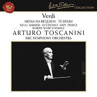 Arturo Toscanini, Giuseppe Verdi, NBC Symphony Orchestra, Robert Shaw Chorale – Verdi: Messa da Requiem & Te Deum