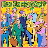 Přední strana obalu CD Kdo je Hanych?