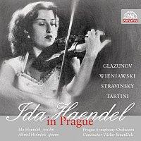 Ida Haendel in Prague. Glazunov & Wieniawski: Koncerty pro housle a orchestr - Stravinskij: Divertimento - Tartini: Ďáblův trylek