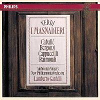 Lamberto Gardelli, Ruggero Raimondi, Carlo Bergonzi, Piero Cappuccilli – Verdi: I Masnadieri