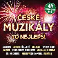 Různí interpreti – České muzikály - To nejlepší MP3