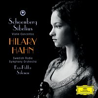 Přední strana obalu CD Schoenberg: Violin Concerto / Sibelius: Violin Concerto op.47