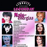 Various Artists.. – Suomilegendat - Naisenergiaa