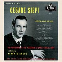 Cesare Siepi, Orchestra dell'Accademia Nazionale di Santa Cecilia, Alberto Erede – Cesare Siepi: Operatic Arias for Bass